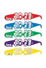 Beistle 2021 Glitter Glasses