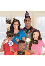 Amscan Happy New Year Photo Props