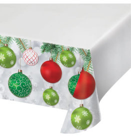 creative converting Upscale Ornaments Table Cover