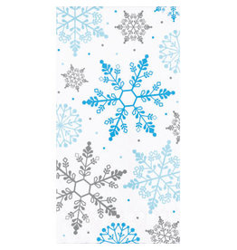 Party Creations Winter Snowflake Guest Towel - 16ct.