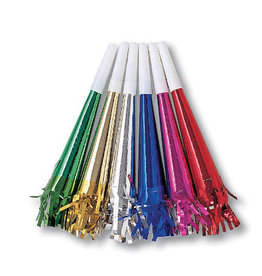 creative converting 8ct. Party Horns Asst. Colors