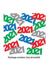 creative converting 2021 Multi- Color Confetti