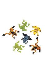 unique Plastic Frog Favors - 8ct.