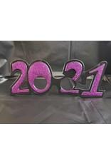everbright 2021 Plastic Glitter Glasses