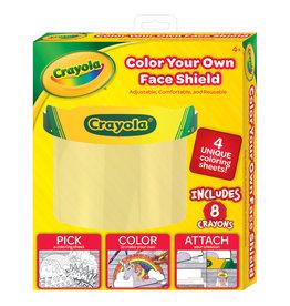 Beistle Crayola Face Shield  Kit