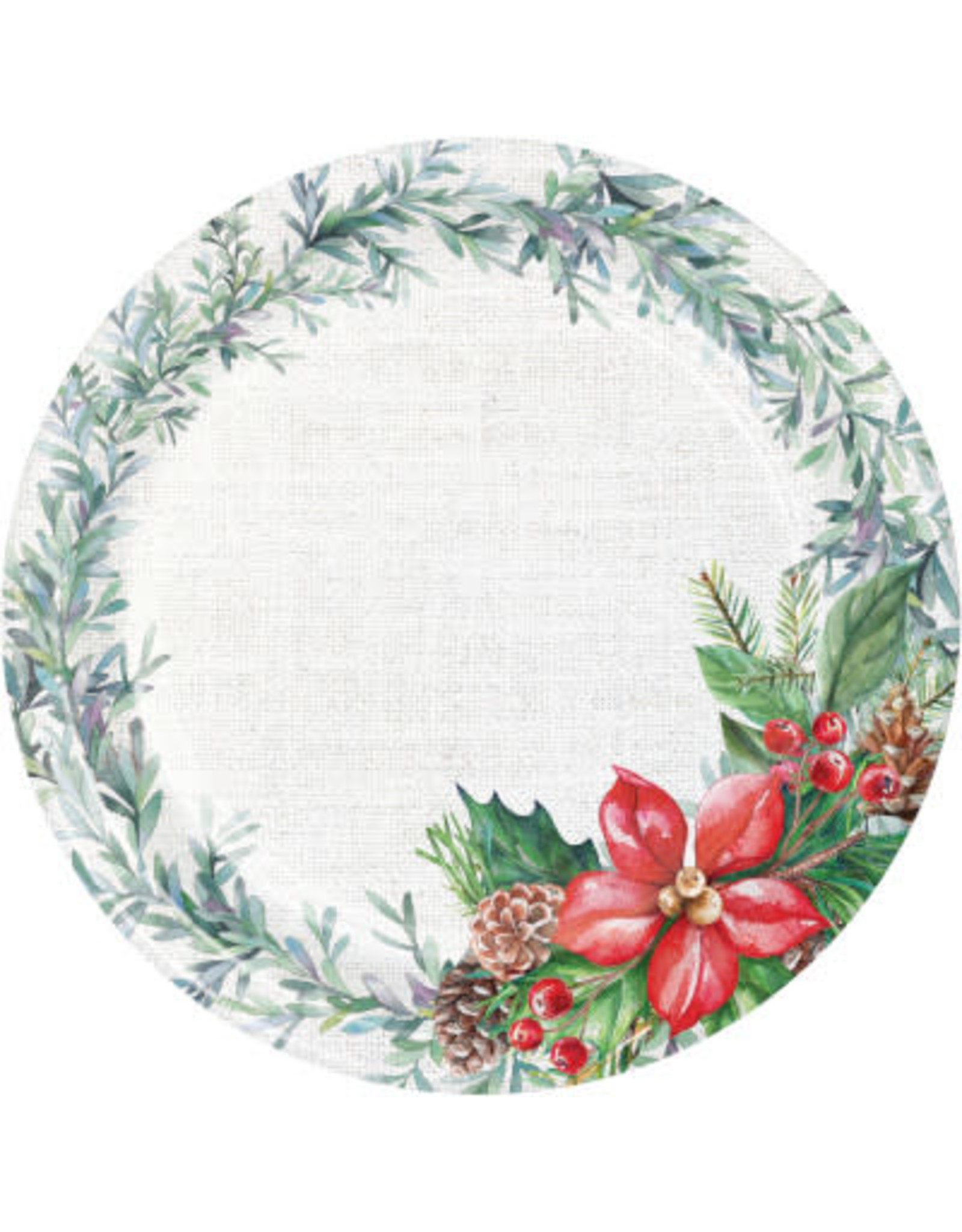 "creative converting Natures Gift 7"" Plates - 45ct."