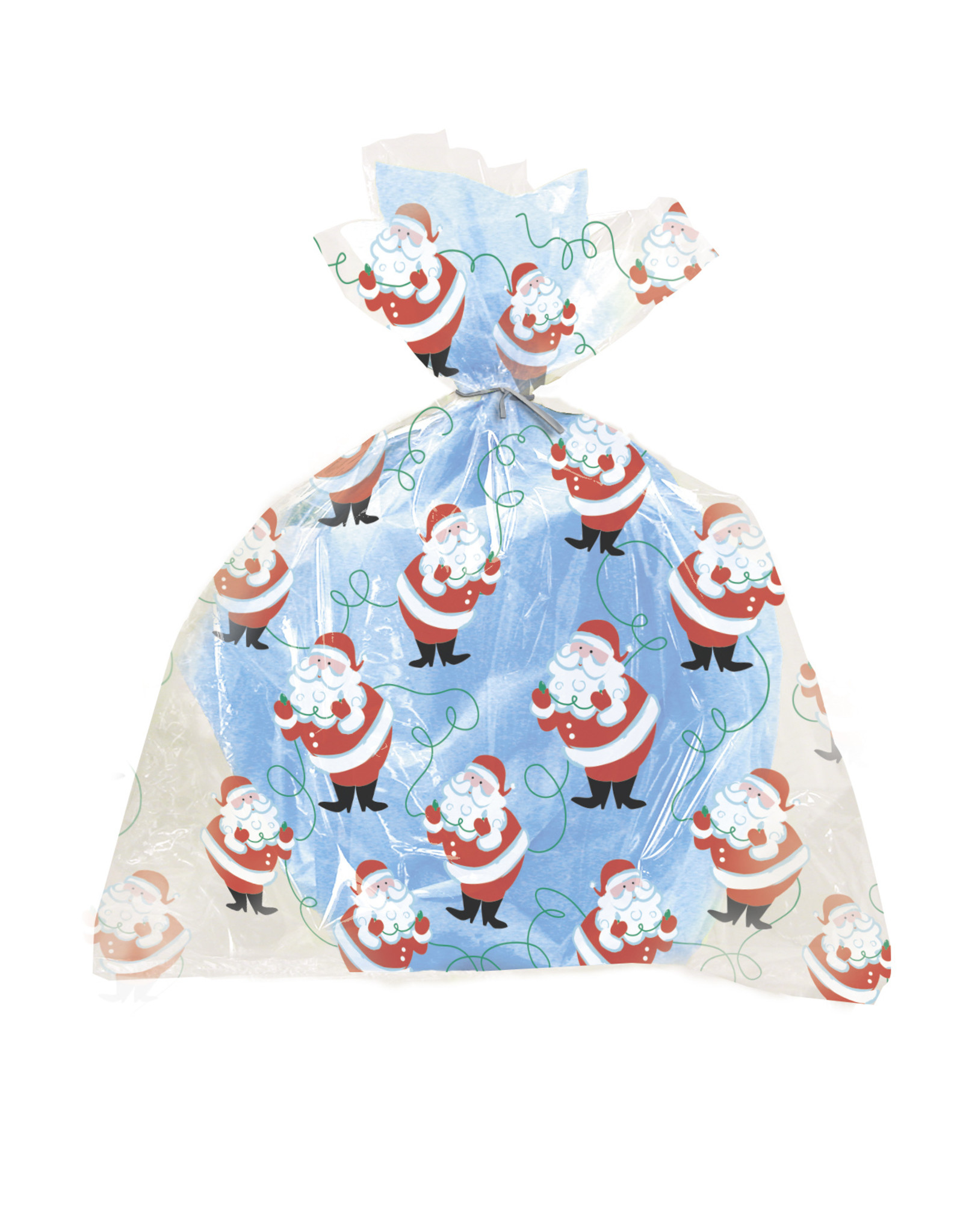 unique Extra Large  Santa Gift Bags - 4ct.