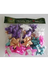 Hollywood Ribbon Assorted Color Designer Bows - 28ct.