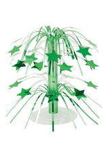 creative converting Green Mini Star Centerpiece
