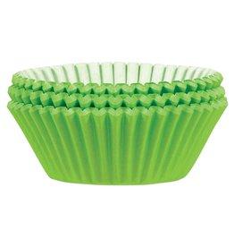 Amscan Kiwi Baking Cups - 75ct.
