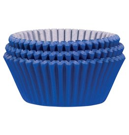 Amscan Blue Baking Cups - 75ct.