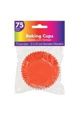 Amscan Asst. Colors Baking Cups - 75ct.