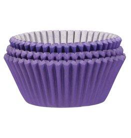 Amscan Purple Baking Cups - 75ct.