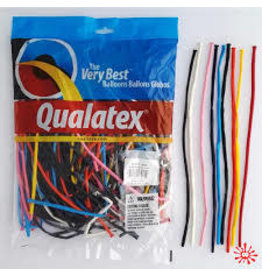 qualatex 160q 'Twist & Shape' Balloons - 100ct.