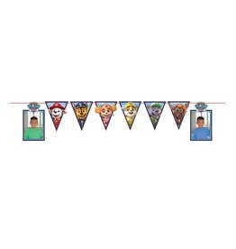 Amscan Paw Patrol Photo Banner - 12ft.