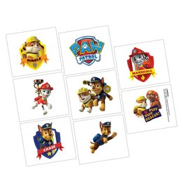Amscan Paw Patrol Tattoos - 8ct.
