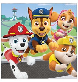 Amscan Paw Patrol Lunch Napkins - 16ct.