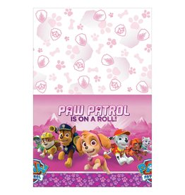 Amscan Paw  Patrol Girl Tablecover
