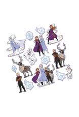 Amscan Frozen 2 Puffy Stickers - 1 sheet