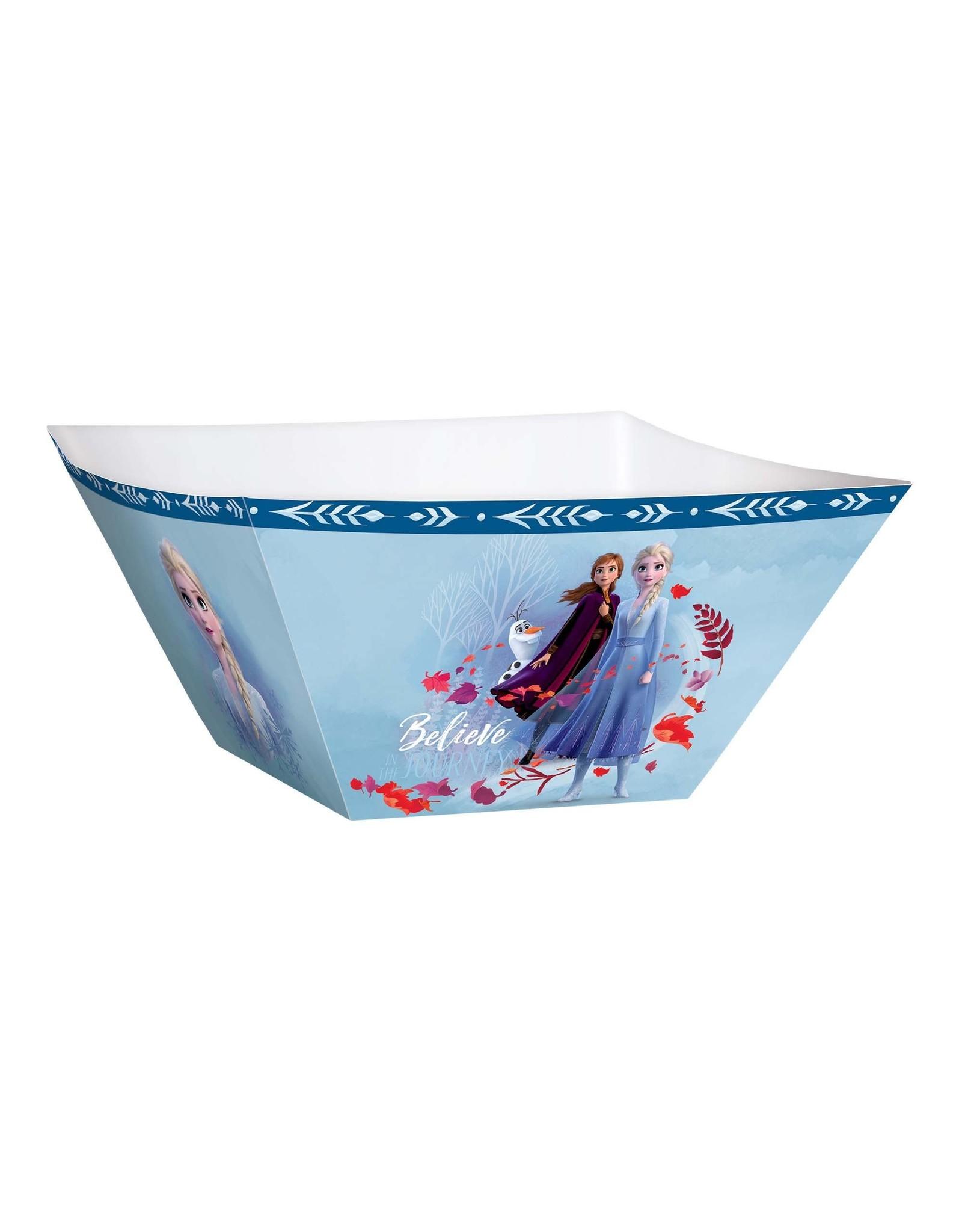 Amscan Frozen 2 Snack Bowl - 3ct.