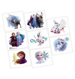 Amscan Frozen 2 Tattoos - 8ct.