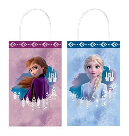 Amscan Frozen 2 Handle Bags - 1ct.