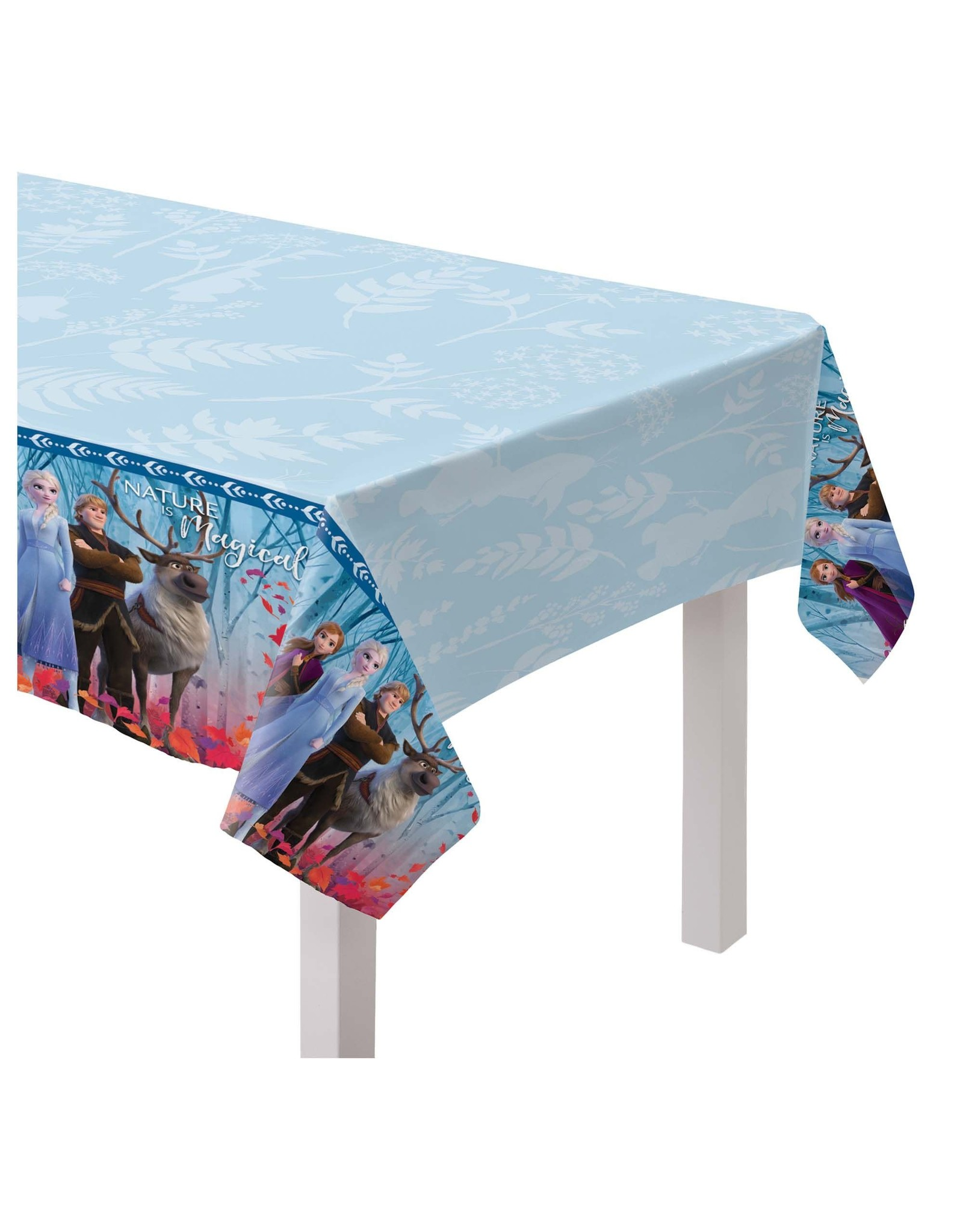 Amscan Frozen 2 Tablecover - 1ct.