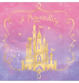 Amscan Disney Princess Lunch Napkins - 16ct.
