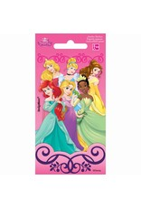 Amscan Disney Princess Sticker - 1ct.