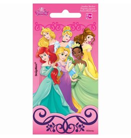 Amscan Disney Princess Sticker - 1ct.