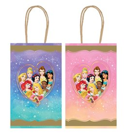 Amscan Disney Princess Handle Treat Bag - 1ct.