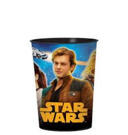 Amscan Star Wars Hans Solo 16oz Cup - 1ct.