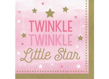 One Little Girl Star