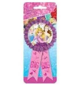 Amscan Disney Princess Award Button j- 1ct.