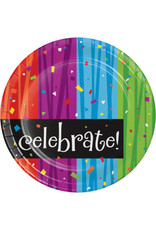 "creative converting Milestones Celebrations 9"" Plates - 8ct."