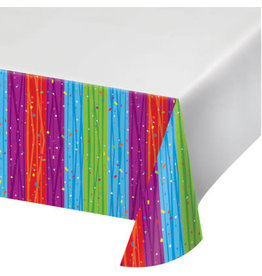 "PPART Milestone Celebrations Tablecover (54"" x 108"")"