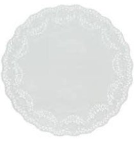 "Amscan White 6"" Doilies - 40ct."