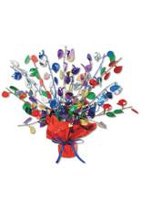 Beistle Balloon Gleam 'N Burst Centerpiece