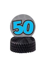 creative converting 50th Mini-Centerpiece - 3ct.