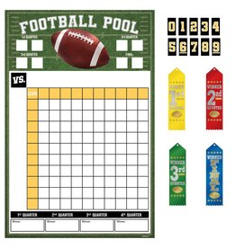 Amscan Football Pool/Squares Game