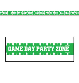 Beistle Game Day Party Tape - 20ft.