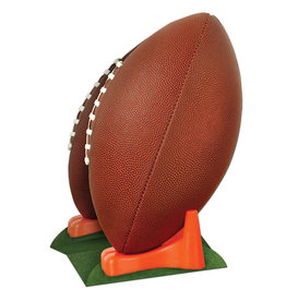 Beistle 3-D Football Centerpiece - 1ct.