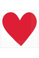 Amscan Heart Day Lunch Napkins - 16ct.