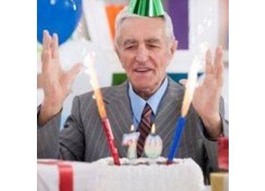 65th thru 100th Birthday