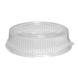 "northwest 16"" Clear Plastic Dome Lid - 1ct."