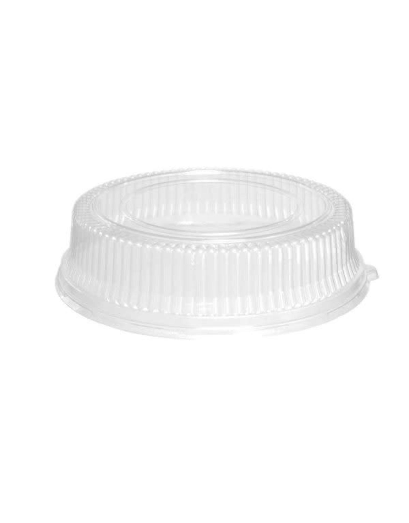 "northwest 12"" Clear Plastic Dome Lids - 1ct."