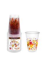northwest Autumn Leaves 16oz. Party Cups - 20ct.
