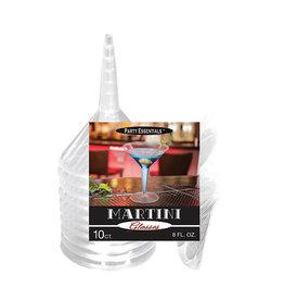 northwest 8oz. Martini Glass 2pc. - 10ct
