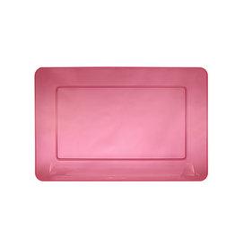 """northwest Neon Pink Serving Tray 12""""x18"""""""