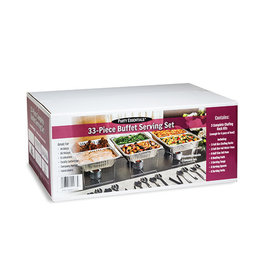 northwest 33 Pc. Party Serving Kit